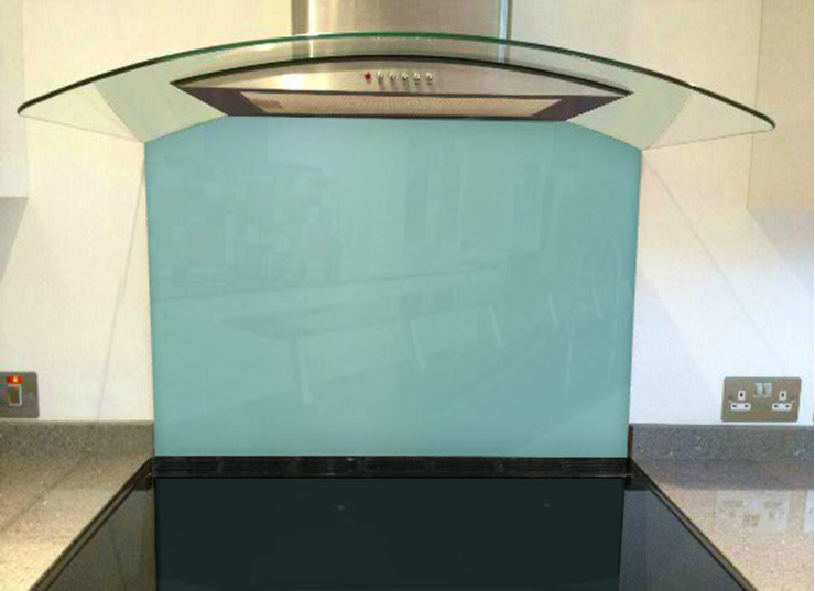 Picture of RAL Pastel turquoise Splashback