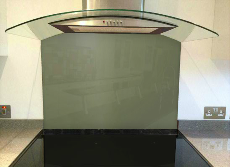 Picture of RAL 7003 Splashback