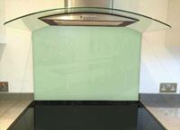 Picture of Designers Guild Glass Green Splashback