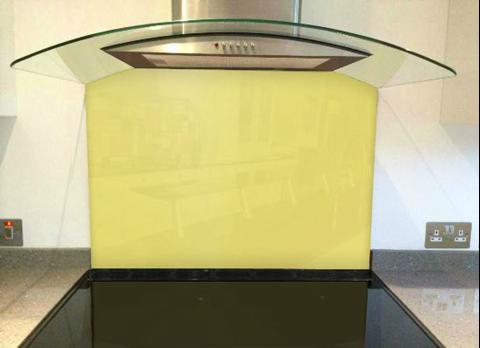 Picture of Designers Guild Amalfi Lemon Splashback