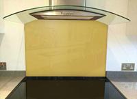 Picture of Farrow & Ball Sudbury Yellow Splashback