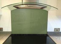Picture of Farrow & Ball Calke Green Splashback