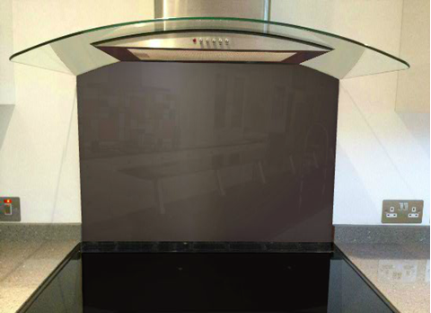 Picture of Farrow & Ball Tanners Brown Splashback