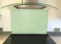 Picture of Little Greene Cupboard Green Splashback