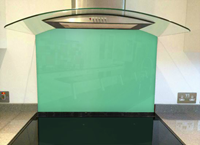 Picture of Little Greene Green Verditer Splashback