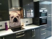Picture of PERSONALISED GLASS SPLASHBACK