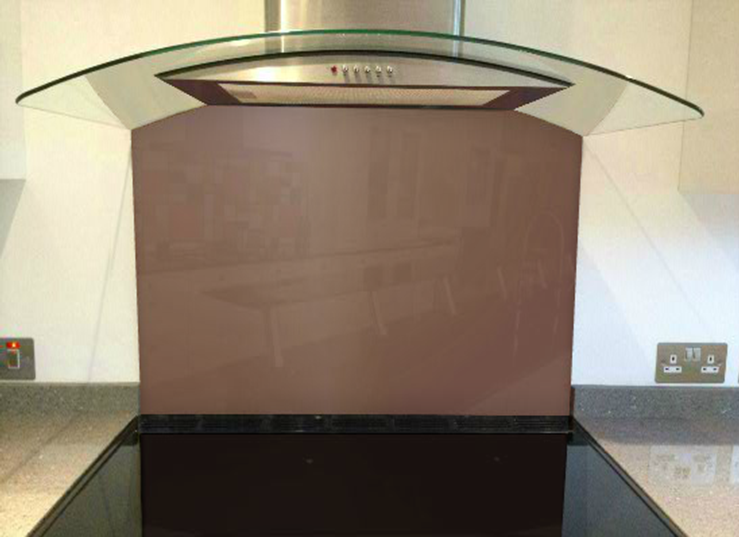 Picture of Crown Cafetiere Splashback