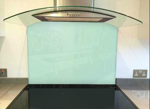 Picture of Crown Cool Aqua Splashback