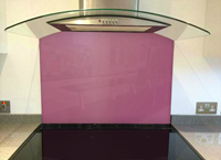 Picture of Crown Delicious Pink Splashback