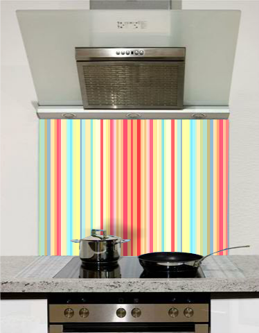 Picture of Candy Stripe Barcode