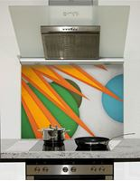 Picture of Retro Geometry Splashback