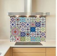 Picture of Moroccan Tiles Splashback
