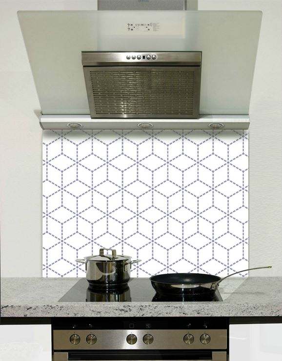 Picture of 3D steps Splashback
