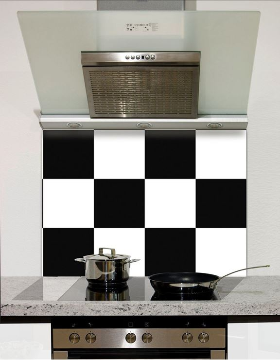Picture of Checked Splashback