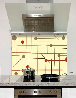 Picture of Colour connections Splashback
