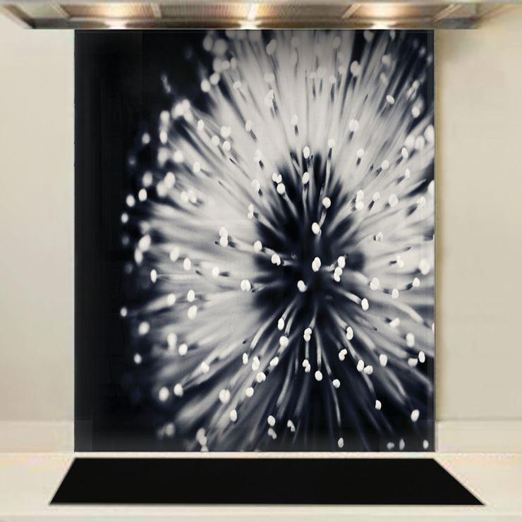Picture of Abstract dandelion Splashback (standard size)