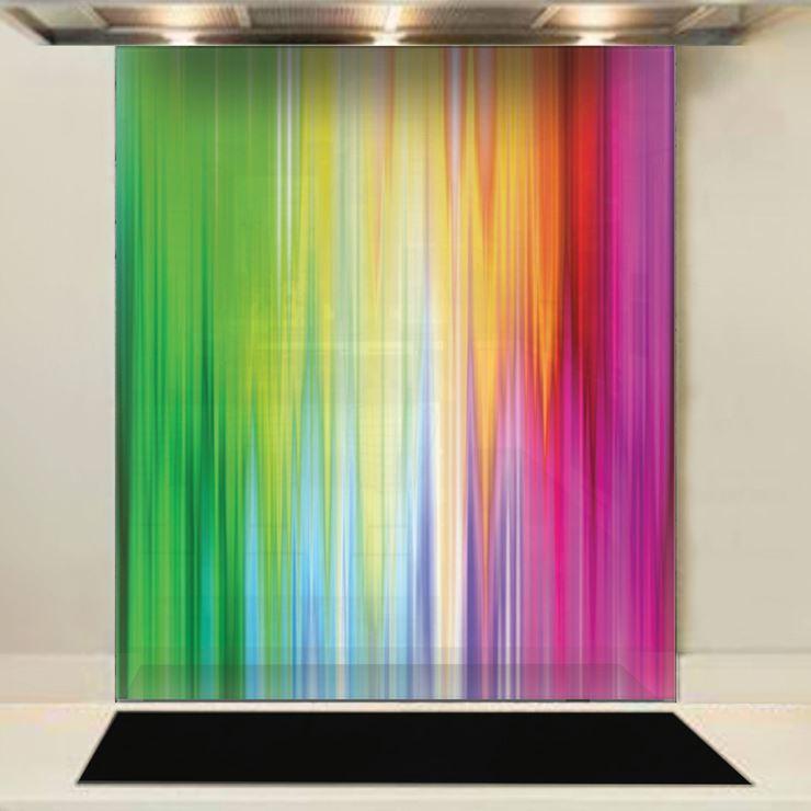 Picture of Spectrum Rays Splashback (standard size)