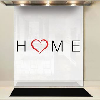 Picture of Home Heart Splashback