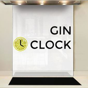 Picture of Gin O'clock Splashback