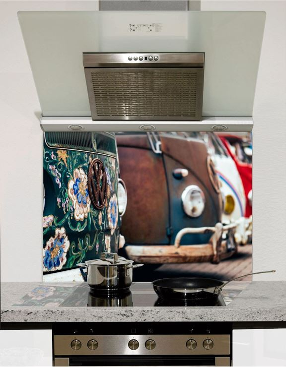 Picture of VW Campervans Splashback (standard size)