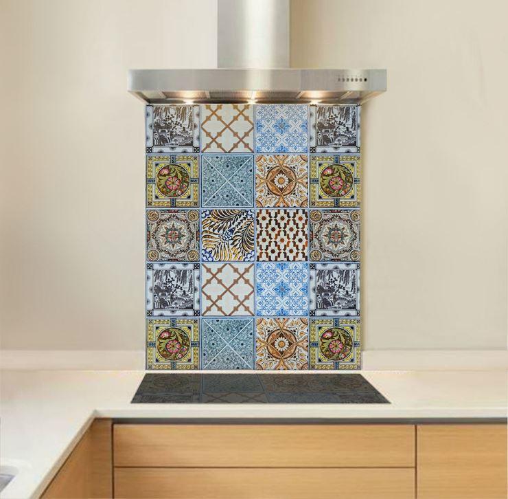 Picture of Mediterranean Tile Splashback