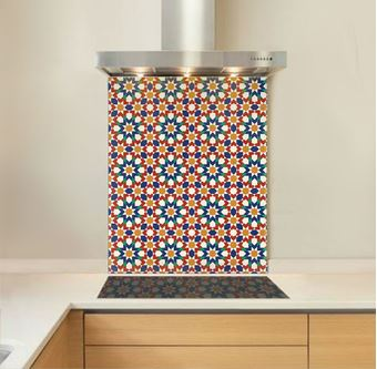 Picture of Moorish Tile Splashback