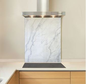 Picture of Carrara Marble Splashback
