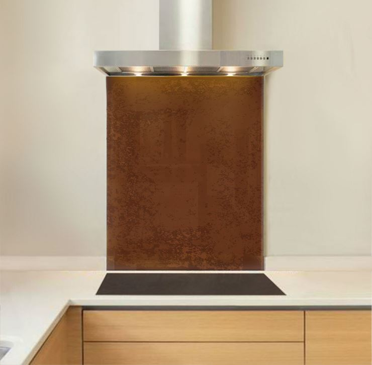Picture of Rusted Iron Splashback