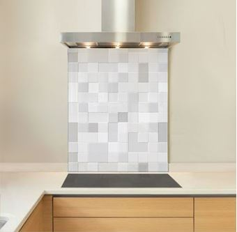 Picture of  3D Effect Tile Splashback