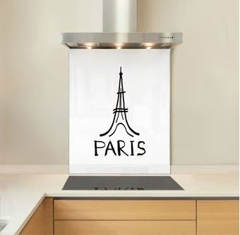 Picture of Paris Splashback