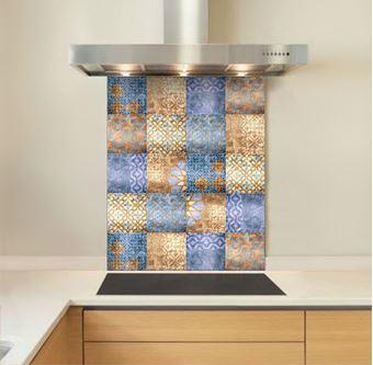 Picture of Arabian Tile Splashback