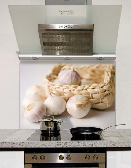 Picture of Garlic Basket Splashback