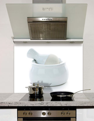 Picture of Pestle and Mortar Splashback