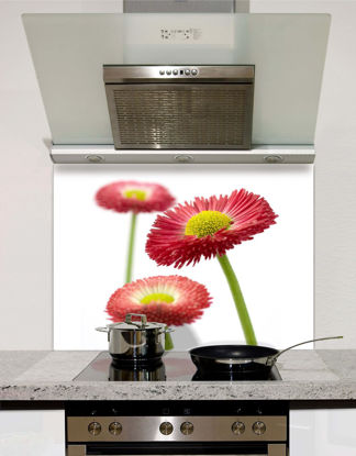 Picture of Gerbera Splashback
