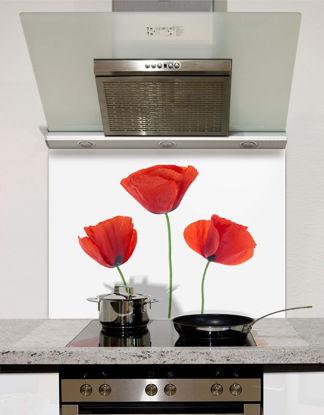 Picture of Poppies Splashback