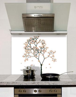 Picture of Sakura tree Splashback