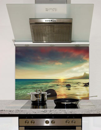 Picture of Sunrise Splashback