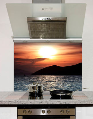 Picture of Sunset Splashback
