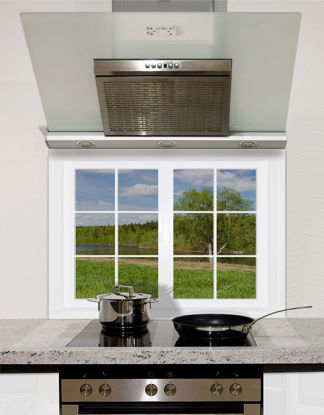 Picture of Window Scene Splashback