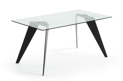Picture of Clear Glass Table Top