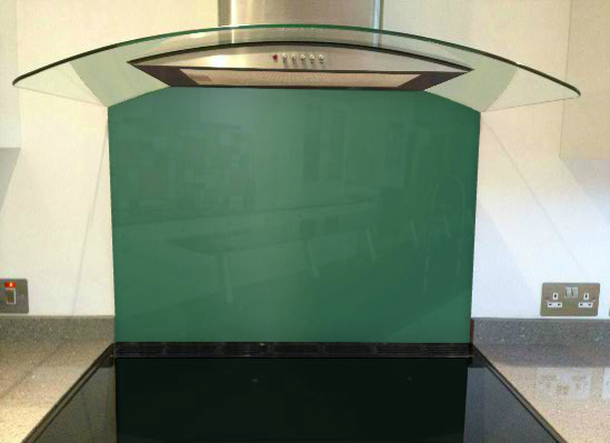 Picture of RAL Patina green Splashback