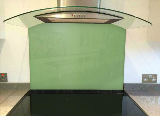 Picture of RAL Pale green Splashback