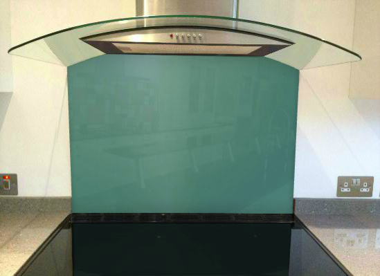 Picture of RAL Mint turquoise Splashback