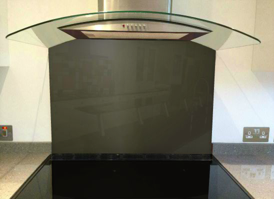 Picture of RAL 6008 Splashback