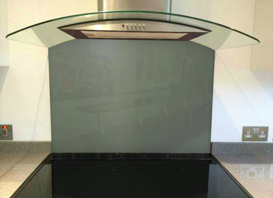 Picture of RAL 7005 Splashback