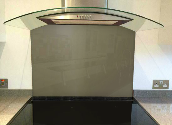 Picture of RAL 7006 Splashback