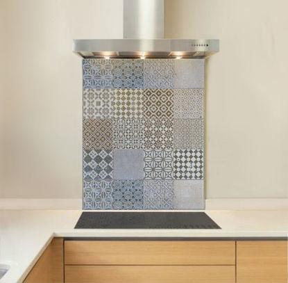 Picture of Cement Tile Splashback