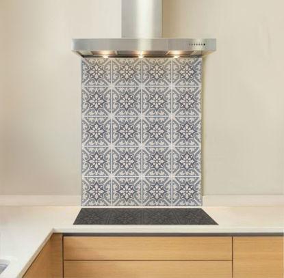 Picture of Encaustic Tile Splashback