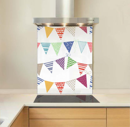 Picture of Bunting Splashback