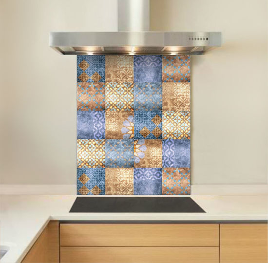 Picture of Arabian Tile Splashback